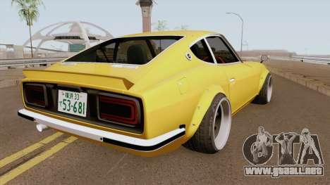 Nissan Fairlady Devil Z para GTA San Andreas