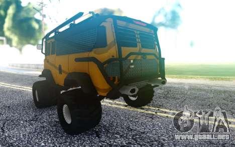 UAZ 2206 Juicio para GTA San Andreas