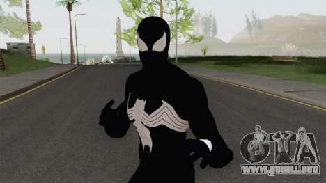 Spiderman Black 1994 (The Animated Seriers) para GTA San Andreas