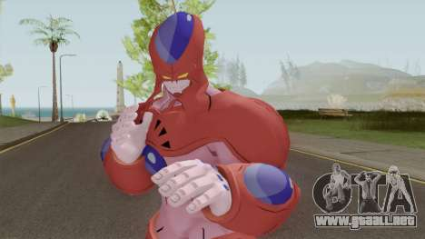Hatchiyack DBZ RB para GTA San Andreas