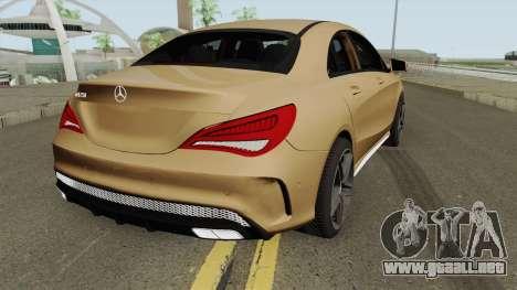 Mercedes Benz CLA 250 AMG para GTA San Andreas