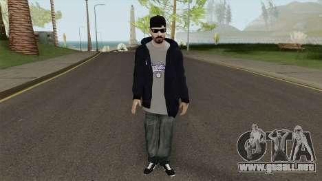 Uzzi from BUG Mafia para GTA San Andreas