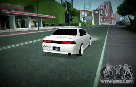 Toyota Mark II JZX90 para GTA San Andreas