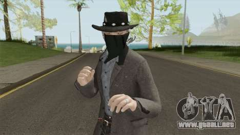 Skin Random 123 (Outfit Red Dead Redemption 2) para GTA San Andreas