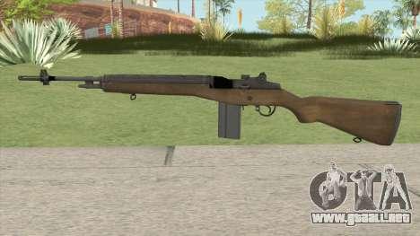 M14 HQ para GTA San Andreas