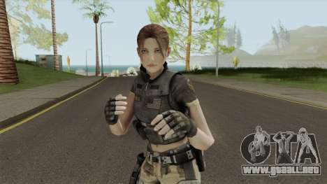 Keira Stokes from F.E.A.R. 2 para GTA San Andreas