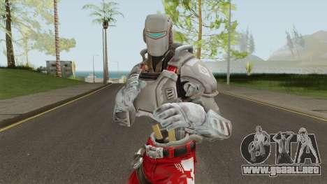 Fortnite: Season 6 (GIFT) A.I.M para GTA San Andreas