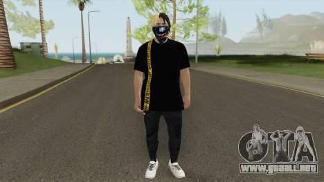 Skin Random 125 (Outfit Import Export) para GTA San Andreas