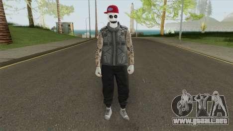 Skin GTA Online 2 para GTA San Andreas