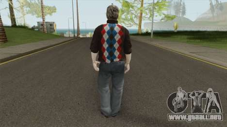Mafia Skin from GTA IV v2 para GTA San Andreas