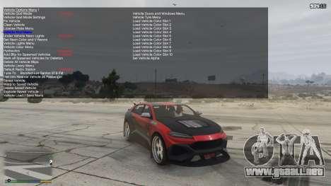 GTA 5 Simple Trainer V 9.0