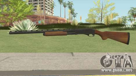 Remington 870 Wingmaster HQ para GTA San Andreas