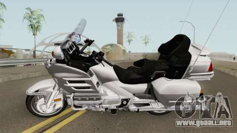 Honda Goldwing GL1800 2005 - 30th Anniversary para GTA San Andreas