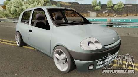 Renault Clio 2001 para GTA San Andreas