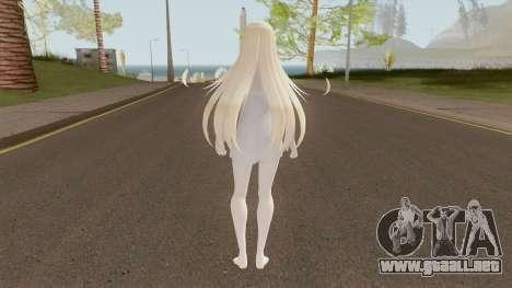 Xenoblade Chronicles 2 Myrtha V2 para GTA San Andreas