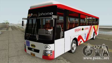 Philippine BUS Erjohn and Almark para GTA San Andreas