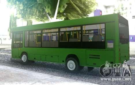 El POCO 206 para GTA San Andreas