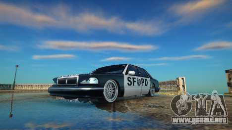 Police SF Low para GTA San Andreas
