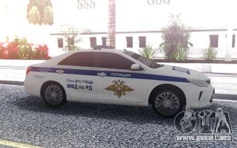 Toyota Camry V55 para GTA San Andreas