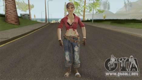 Abigail Misty Briarton para GTA San Andreas
