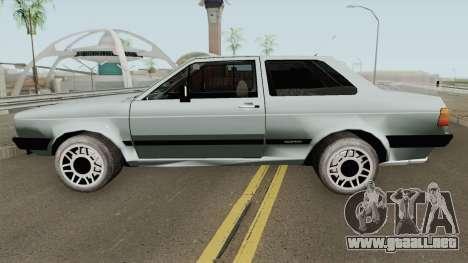 Volkswagen Voyage Super 1.8 1986 para GTA San Andreas
