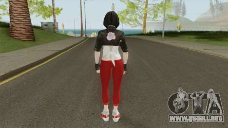 Kokoro Momiji (Sport Leggings) From DOA5LR para GTA San Andreas