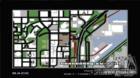 Platinum Motorsport Showroom para GTA San Andreas