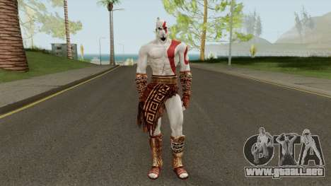 Kratos God Of War 2 para GTA San Andreas