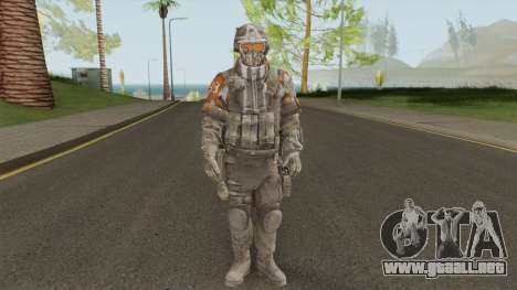 Explosive The Zulu Squad (Spec Ops: The Line) para GTA San Andreas