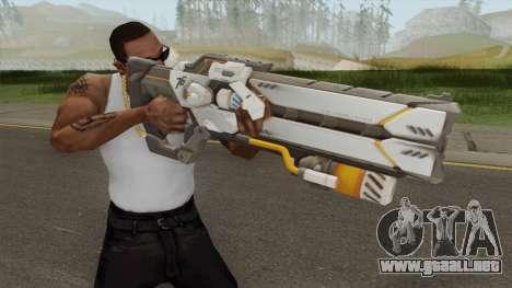 Cyborg 76 Pulse Gun para GTA San Andreas