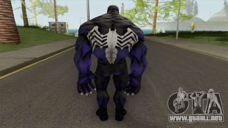 Venom From Marvel Strike Force para GTA San Andreas