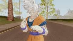 Goku Ultra Instinto Dominado para GTA San Andreas