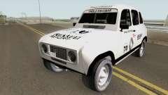 Renault 4 Rally of Pablo Escobar Series