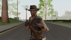 John Marston From Red Dead Redemption V1 para GTA San Andreas