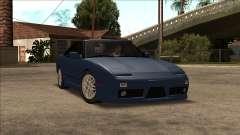 1998 Nissan 180SX Type X