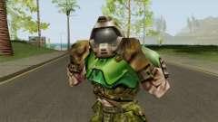 Doomguy - Quake III Arena para GTA San Andreas