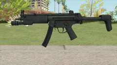 MP5 HQ para GTA San Andreas