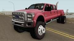 Ford Super Duty MegaCAB para GTA San Andreas