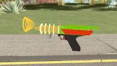 GTA Online (Arena War) Rail Gun para GTA San Andreas
