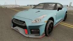 Nissan GT-R R35 NISMO 2018