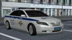 Toyota Camry 2007 MS DPS de la policía de tráfico para GTA San Andreas