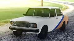 VAZ 2107 Sedan Sport para GTA San Andreas