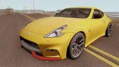 Nissan 370Z Nismo 2018 para GTA San Andreas
