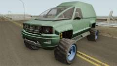 Declasse Brutus Stock GTA V IVF para GTA San Andreas