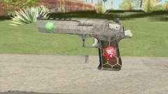 Desert Eagle (Special Troop) para GTA San Andreas