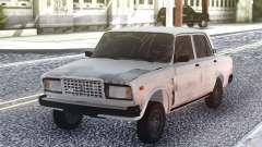 2107 Arrugado para GTA San Andreas