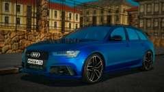 Audi RS6 C7 2017