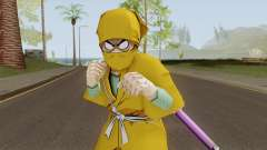 Ninja Dbz Revenge of King Piccolo para GTA San Andreas