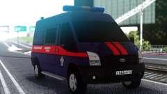 Ford Transit Comité de Investigación de la Federación de rusia para GTA San Andreas