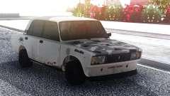 VAZ 2105 Camuflaje para GTA San Andreas